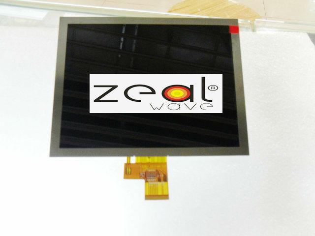 8 Zoll TFT EJ080NA-04B LCD Display Panel für CUBE U10GT U10GT2/Onda VI30 Tablet PC MID(China (Mainland))