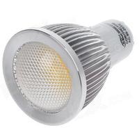 NEW Spot Lighting GU10 8W 800lm Silver+White COB LED Warm Cool White Lamp Bulb