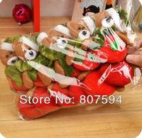 Hot Selling!!! 20pcs/lot The deer snowman Pendant for Chrismas tree,christmas gift,santa claus,Christmas Decoration Supplies s16