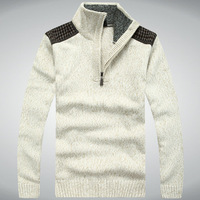 Free shipping The new hot sales men 2013 leisure sweater with high quality size M-XXXL