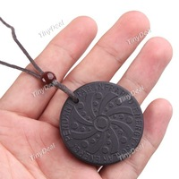 1pcs totem Quantum Pendant Scalar Energy Pendant Necklace Jewelry with Gift Box for Men and Women