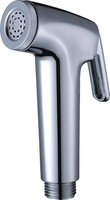Chrome ABS Hand Held Shower Head Bidet Toilet Spray