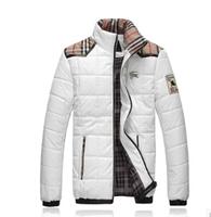 2014 new Men leisure fashion down jacket / coat jacket free shipping