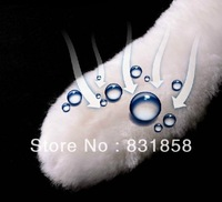 Pure Wool Insole Cashmere Cotton Thermal Insole Thickening Fur One piece Winter Snow Boots Insoles