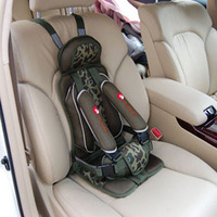 Baby seat car child safety seat bags child safety belt chair car child seat belt