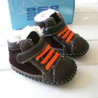 2013 New baby soft bottom first walkers kids toddler shoes baby Cotton-padded snow boots inner size 11.5cm12.5cm13.5cm 002