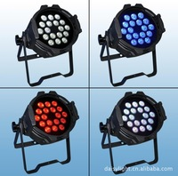 New RGBW LED 18x8W Par 64 4 in 1 LED Par64 Spot Light Stage Lighting DJ DMX512