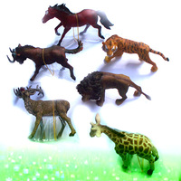 10*5*3cm Resin figurines Animal Art Crafts Toys family wedding decorations family promotion gifts/Gift Free