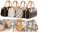 Wholesale - Gorgeous design lady handbags with luxury hook ornament / shoulder bags A007