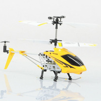 FREE SHIPPING RC 3.5CH remote contrl mini helicopter alloy rc helicopter with GYRO best child gift entry level helicopter HQ857
