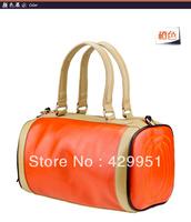 2013 Cross-body Solid Color Wanderful Women Messenger Shoulder Bag