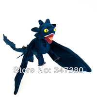 How to Train your Dragon plush Character toy Toothless Night Fury plush doll new
