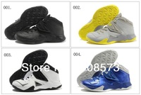 11 Colours Wholesale Air Soldier VII 7 Men's Basketball Sport Footwear Sneakers Trainers Shoes  ( 1 - 11 Colours)