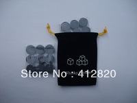 High Quality free shipping 240sets/lot(9pcs/set) whisky stone rocks wine stone  cold stone great gift withopp box news and hot