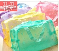 Cosmetic storage box waterproof bag wash bag wash bag pouch