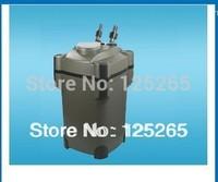 RESUN Brand Aquarium Marine or Freshwater Tank External  Canister Filter With UV Lamp EF-1600U 35W 1600L/Hr