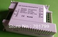 0-10V led constant voltage decoder;DC12-24V/0-10V signal input;DC12-24V/10A PWM output