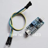 Sound sensor module voice sensor module whistle module with gratis dupont line