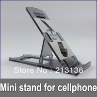 50pcs  Mini stand for iphone samsung any smart phones portable holder for ipad tablets free shipping