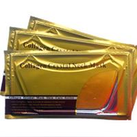 20 Moisturizing Crystal Gold Neck Mask Collagen