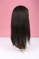 100% unprocessed brazilian virgin hair full lace wig & front lace wig  glueless natural hairline human hair wigs for black women