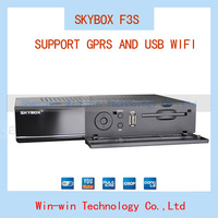 High Quality Original Skybox F3S Satellite Receiver Support GPRS DVB S2 Digital Satellite Receiver Full HD Freeshipping