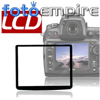 New Pro Optical Glass LCD Screen Protector Cover For Canon EOS 5D Mark II 5DII 5D2 40D 50D DSLR Camera