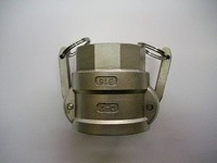 """D type 1/2"""" DN15 SS304 camlock quick coupling"""