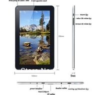 Free shipping Lenovo  / Lenovo Le Pad  (16G) 9-inch dual-core tablet  MID tablet pc mini android 4.0  A13 computer 3G Wifi