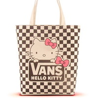 Free Shipping Hello Kitty women Shoulder Bag cute Handbag Shopping Bags