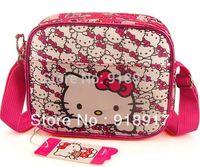 Free Shipping Hello Kitty women Shoulder Bag cute Handbag Kids Bags for girls