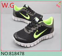 Big discount popular in the 2014 new fashion free shipping men outdoor breathable mesh cloth running shoes sneakers
