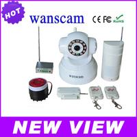2014 Hot Sale JW0015 Ip Camera WiFi WPA Network Webcam P2P Wireless CCTV Camara IP Internet for Home Security Surveillance