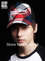 Free shipping Stay real flannel 2.0 High Quality Cap Hat 2.0 baseball caps and caps men,1pcs/lot