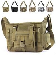 Large Men A4 14 Inch Laptop Shoulder School Bag Ultra-light Hunting Range Soldier Ultimate Stealth Heavy Duty Carrier