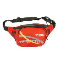 2013 Man Women Messager Bag Waist Packs Waterproof Cordura Waist Bag Fanny Pack Belt Bag Hiking Climbing Outdoor Bumbag