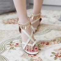 sapatos Sandalias sapatos femininos sexy sandals flat heel shoes sweet elegant flip-flop Femininas Rasteirinha Rasteira Chatitas