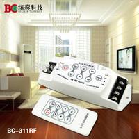 Wireless RF Touch Panel LED Dimmer DC12V-24V  RF Remote LED single color strip pwm dimmer