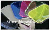 10PCS/LOT Powerful Silica Gel Magic Sticky Pad Anti Slip Non Slip Mat for Phone PDA mp3 mp4 Car Accessories Multicolor