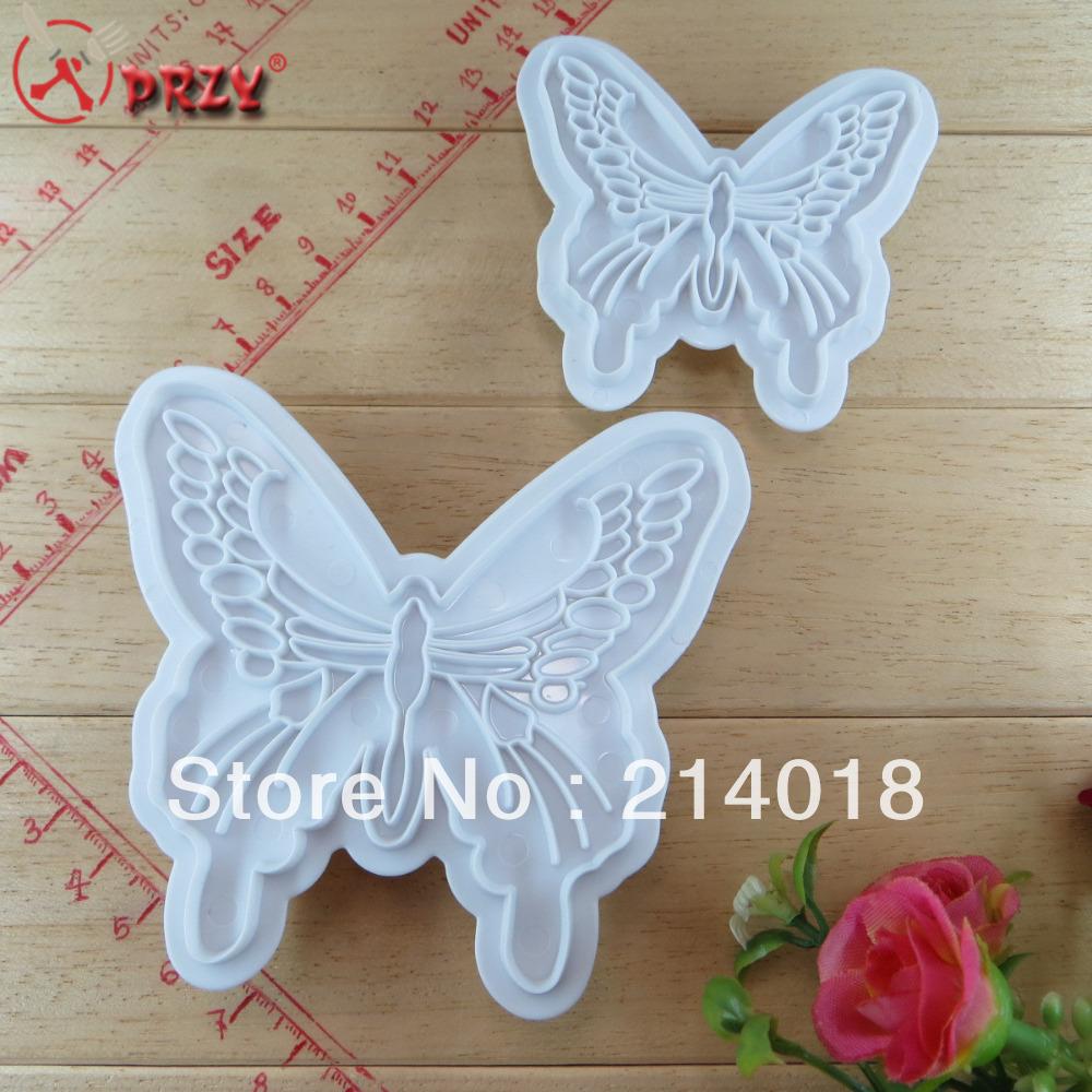Бабочка для торта