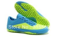 2014 New Arrived HyperVenom TF Soccer Shoes,Turf Soccer Boots,Football Cleats 4Colors Free Shipping!