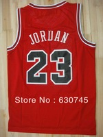 wholesale & retail top quality new fabrics printing #23 Jordan Basketball jersey 9 Colors Free shipping