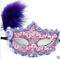 Wholesale Halloween mask High Quality The Princess Tassel Mask for Noble elegant Girl Hot Selling
