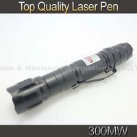 Top Quality Laser 300mW Red Laser Pointer Pen