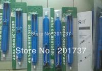 Wholesale 200PCS/LOTS  Desoldering Pump solder sucker Tool Removal Vacuum Soldering Iron Desolder free shipping