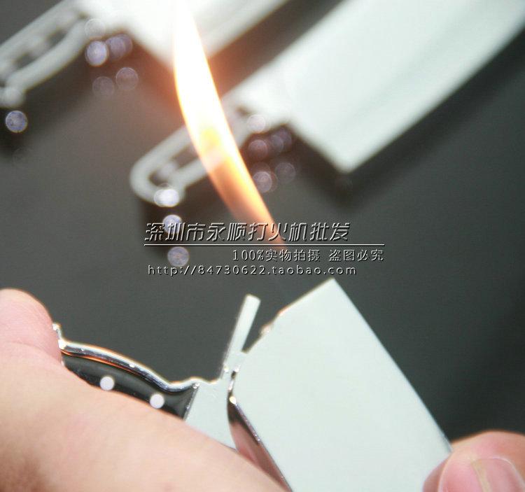 새로운 이상 금속 불꽃 라이터 가스 라이터 부엌 디자인 ...