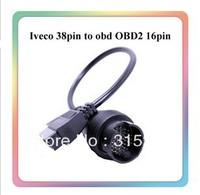 Iveco 38pin truck diagnostic cable IVECO 38 PIN