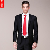 Aimeng Fei Men's Suits Suit Men Slim Korean professional dress suit