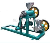 Granule corn rice extruder, corn flour extruding machine without  motor