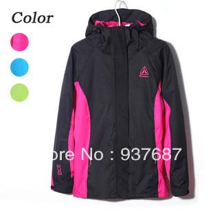 Hot Sale Outdoor Kids Family Ski Snowboard Suit For Women Ladies Ski Jacket Assault Skiing Clothing For Wemen(China (Mainland))